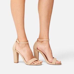 Makemba Block Heels